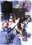gerade voruebergegangen, 30 x 20 cm, Digitaldruck